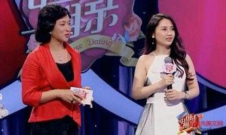 中国式相亲大妈狂怼女嘉宾金星新节目引争议