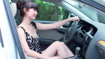 经常听人说女司机是马路杀手,说女司机不会开车,开车技术不行.