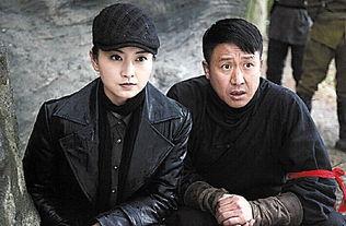 英雄戟之影子战士电视剧