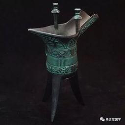 中国古代青铜器酒器的名称与用途