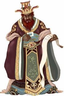 十殿阎王的传说,十殿阎王都是谁