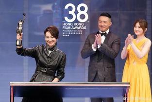 英皇劲揽12项金像大奖,杨受成欢迎中央对香港电影放宽措施
