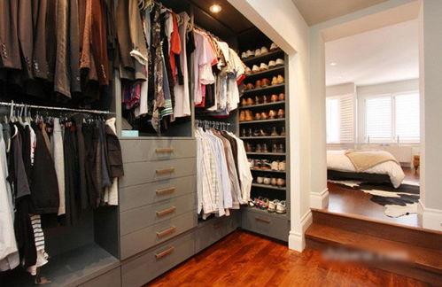 衣柜和鞋柜在一块好吗