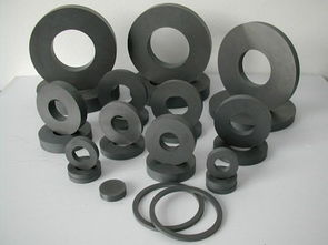 EMI铁氧体磁环规格