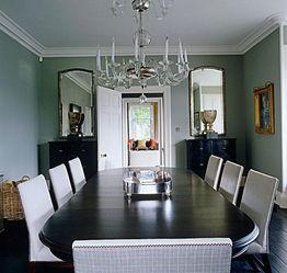 餐桌墻壁裝飾風水