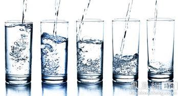 揭秘 多喝水能减肥吗