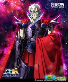 圣斗士星矢 手游新资料片引爆神与神之激战