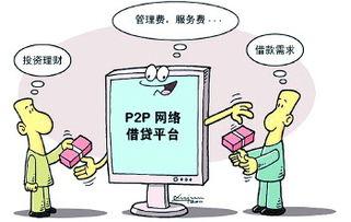 p2p小额信贷(P2P贷款和银行贷款)
