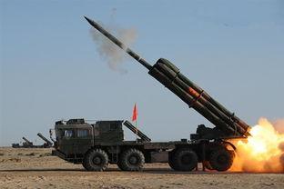 资料图:解放军远程火箭炮