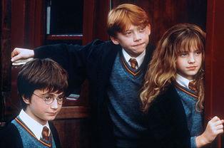 《哈利波特》三人组
