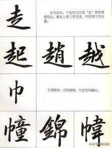 书法笔法口诀(正楷书法入门)_1603人推荐