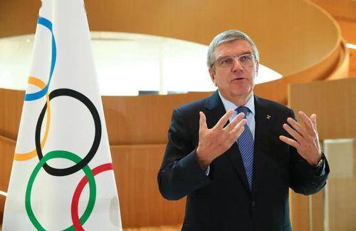 国际奥委会主席巴赫在接受采访时表示,东京奥运会延期或将给国际奥委会带来数亿美元的损失.