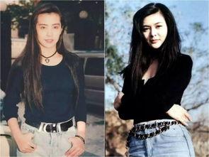 80年代的香港女明星,时髦得比现在有趣多了