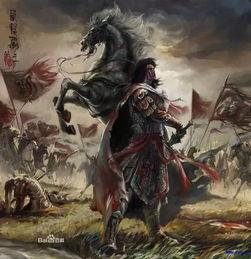 中国历史上最勇猛的150位武将大排名 前言 1 10名