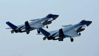 中国空军五代战机歼-20