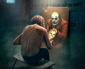 dc小丑超燃語錄