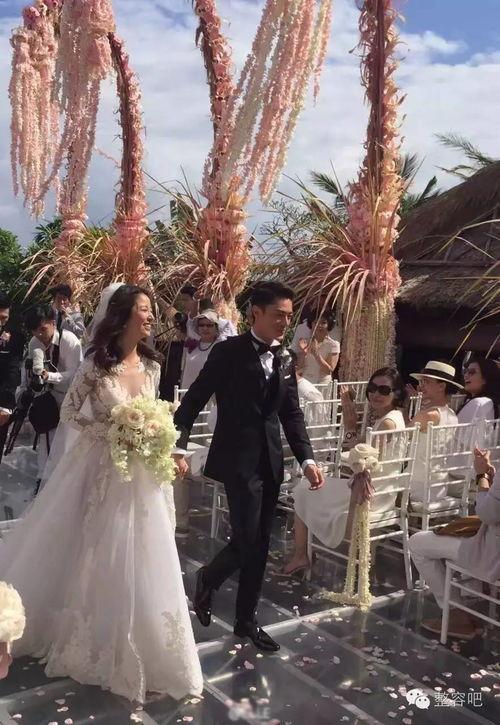 林心如婚礼