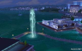 模拟人生4温登堡哪里可以钓鱼