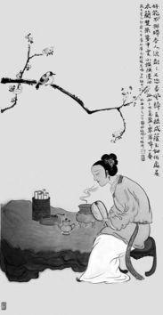 关于泡茶闻香的诗句