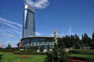 哈尔滨经济开发区金融工场签约