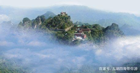 武当山位于哪个省(武当山在哪个省?)