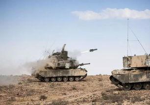 以色列国防军官方网站发布的佩瑞导弹坦克标准照