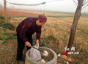 安乡县安康乡 农村垃圾回收兑换商品