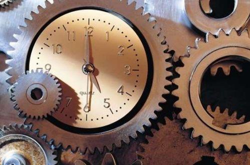 描写时间过的快的开头