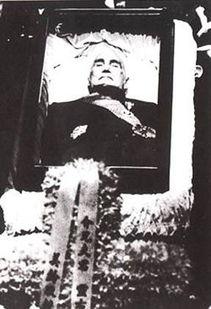 枭雄的最后时刻 为什么蒋介石要葬在慈湖