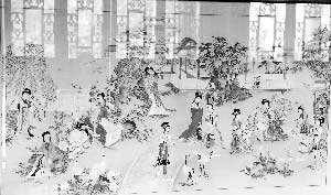 南京十二钗(为什么叫金陵十二钗?)