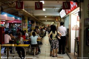 美食小吃香港烧腊
