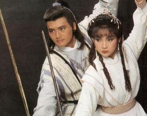 次之是任贤齐在2000年台湾版《笑傲江湖》中的令狐冲,