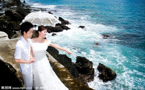 海边拍照浪漫语录