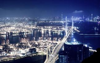 香港 Hong Kong 城市风景壁纸
