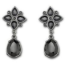 Swarovski施华洛世奇水晶耳环 暮色1042581 正品 珠宝首饰