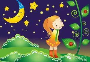 关于夜晚天空的好词好句