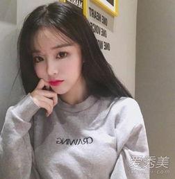 2018流行发型图片女 流行韩式女生发型大全 爱秀美