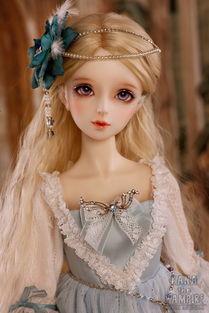 日本传统人偶娃娃