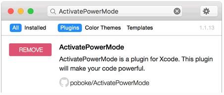 Xcode 装逼插件 打字的震屏和火花效果