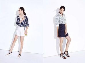 Lily品牌女装夏季OL职业通勤服饰搭配LOOK