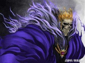 死神,被称为众神之王的骷髅大帝,悲催的死在自己的招式之下