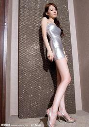 长腿美女摄影图 长腿美女