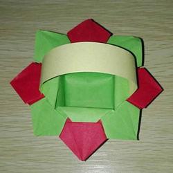 纸花怎么折(怎么折纸花)