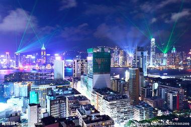中国九大最美夜景城市