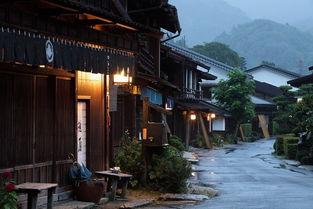 千年古都 京都的古老街道文化