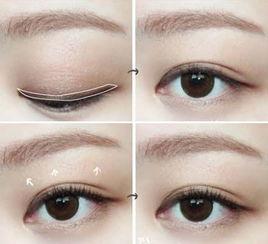 怎么化妆学生眼影