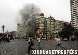 外媒 孟买恐怖袭击给奥巴马下了 挑战书