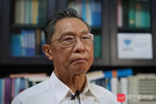 钟南山目前没证据表明新冠肺炎会成为季节性疾病