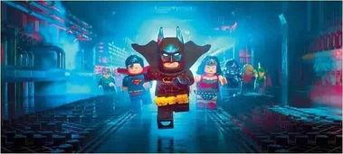 乐高蝙蝠侠大电影蝙蝠侠不再是孤胆英雄