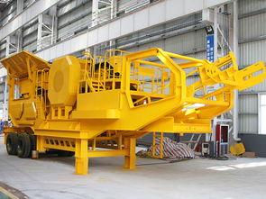 移动碎石机的优点及用途和使用范围介绍: